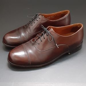 Bostonian first flex classic cap toe